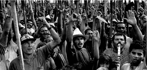 Encuentro: Los Derechos Humanos y el derecho a la tierra
