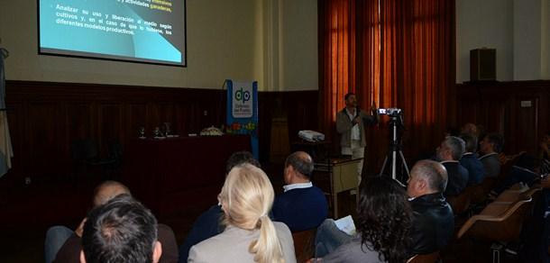 Presentación del Informe de uso de agroquímicos en la Provincia de Buenos Aires