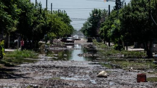 Campaña de donación para los inundados