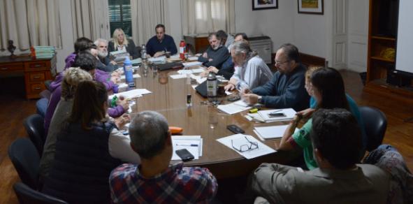 Reunión Extraordinaria de Consejo Directivo