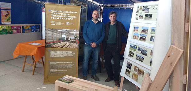 Participamos de la Feria Construcciones y Tecnologías Alternativas  para el Hábitat