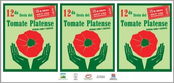 12º Fiesta del Tomate Platense
