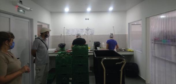 Avances en el marco del proyecto Haciendo alimentos de calidad