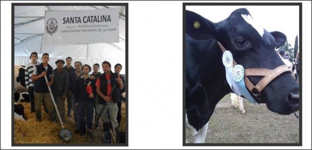 La Facultad estuvo presente en la 25º Expo Bavio 2014