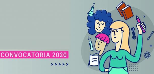 Convocatoria 2020 Becas de Estimulo a las Vocaciones Científicas (EVC) del Consejo Interuniversitario Nacional (CIN)