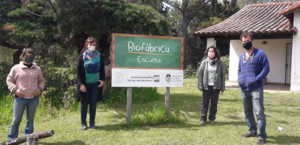 BIOFÁBRICA ESCUELA
