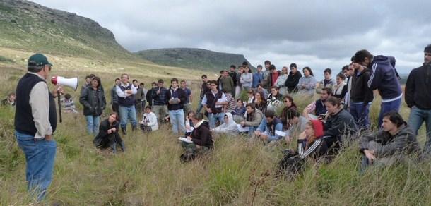 La importancia de la conservación y el buen manejo de los suelos en la Argentina.