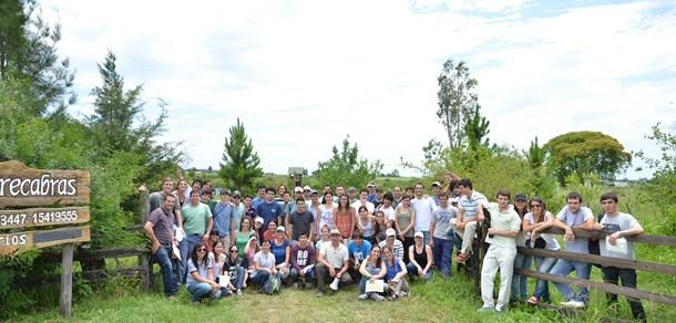 Viaje de Estudios de 5to año de las carreras de Ingeniería Agronómica y Forestal en la Provincia de Entre Ríos