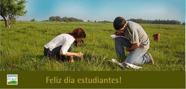 ¡Feliz día Estudiantes!