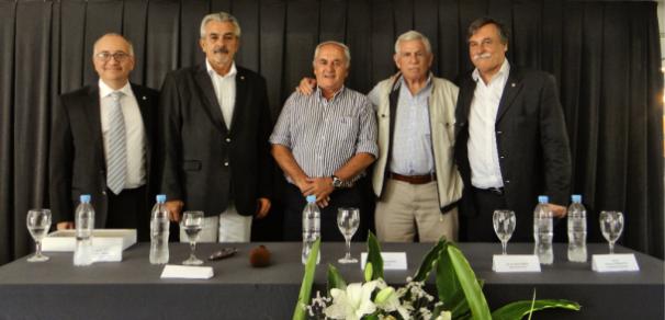 Asumió el nuevo Director Regional de INTA Buenos Aires Norte Dr. Hernán Trebino