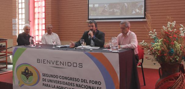 Finalizó el Segundo Congreso del Foro de Universidades Nacionales para la Agricultura Familiar