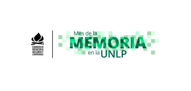 Mes de la memoria en la UNLP