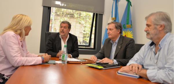 Agenda conjunta junto al Ministerio de Ciencia, Tecnología e Innovación y la CIC