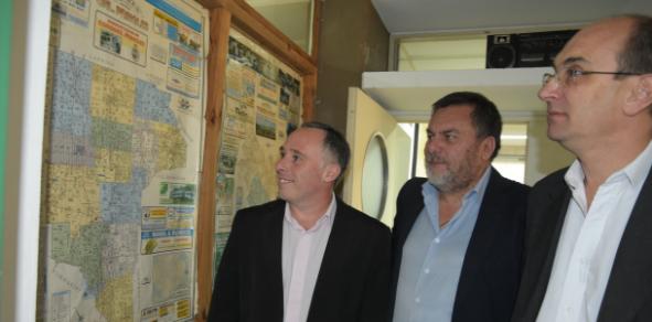 Se firmó un Acuerdo entre la Facultad y el Municipio de Coronel Pringles