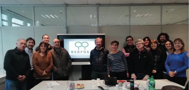 Red Argentina de Ciencia y Tecnología Forestal (REDFOR.ar)