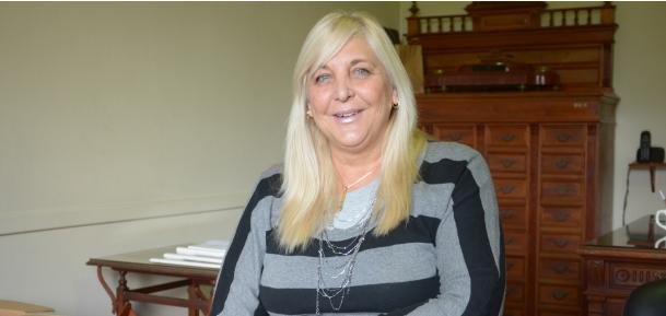 Sandra Sharry es la  primera Decana mujer de nuestra Facultad