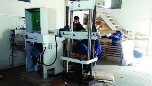 Se puso en funcionamiento equipo de última generación para ensayos en madera