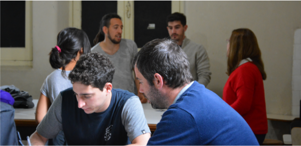 Programa de apoyo institucional para mejorar el rendimiento académico