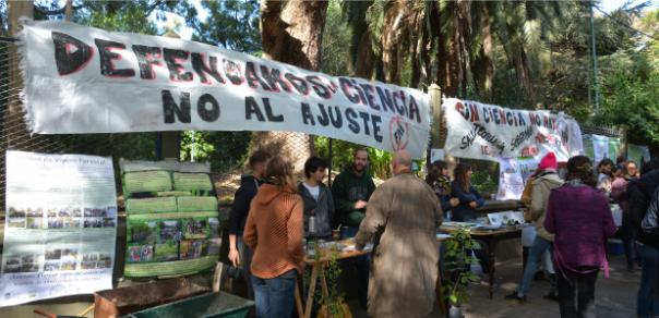 Cabildo abierto en defensa a la ciencia en Argentina
