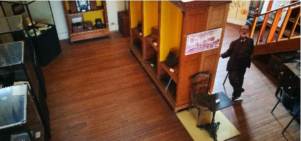 Nuestro museo Julio Ocampo forma parte del Registro de Museos  Argentinos