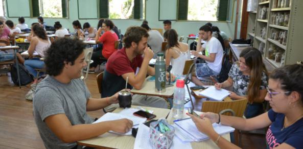 Iniciaron los cursos y talleres en el marco del PRAE