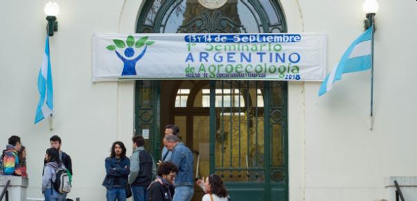 1° Seminario de Argentino de Agroecología