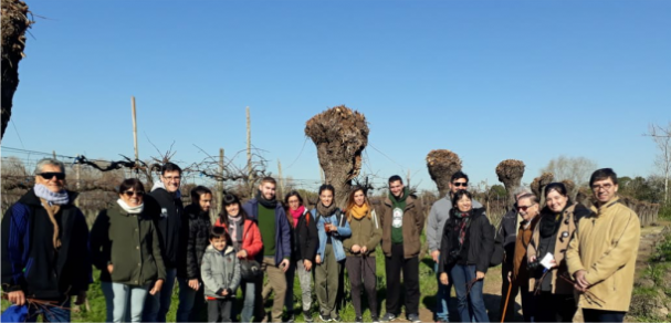 16° Fiesta del Vino de la Costa de Berisso
