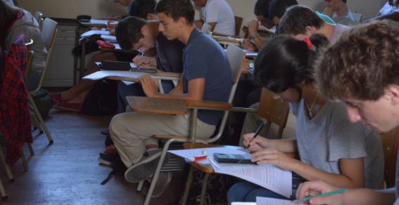 Informe de situación de Ingreso de las Carreras de Ingeniería Agronómica