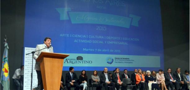 Importante reconocimiento a la docente Liliana Katinas