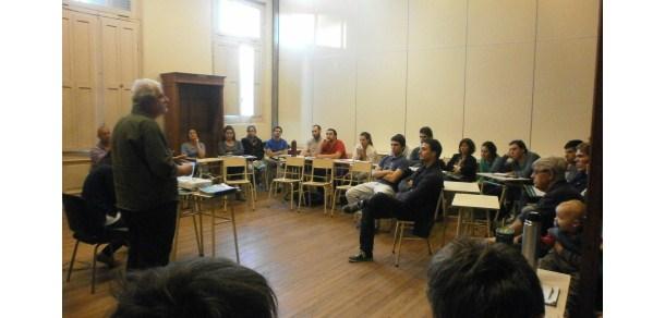 Presentación del Programa Cambio Rural II