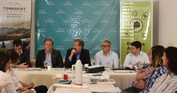 Nuestra Facultad presente en la mesa de trabajo regional: Una Provincia Pensada