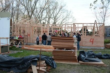El Curso de Construcción de Vivienda Canadiense, llevado a cabo el mes pasado, muestra grandes avances en la edificación