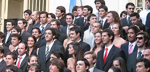 Entrega de Diplomas y Fiesta de Graduación