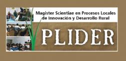 Inscripción para la Carrera de Maestría en Procesos Locales de Innovación y Desarrollo Rural (PLIDER)