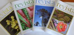 La Revista de la Facultad de Agronomía celebra sus 120 años.