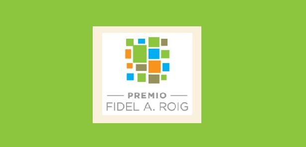Premio Fidel  Antonio Roig