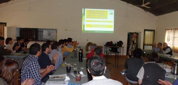 Jornada de Campo sobre Modelo de Cría Vacuna Pastoril.