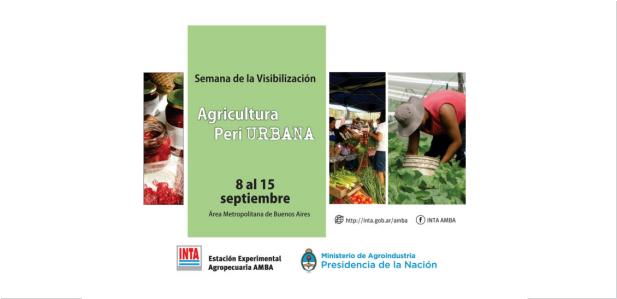 Semana de la visibilización de la Agricultura periurbana