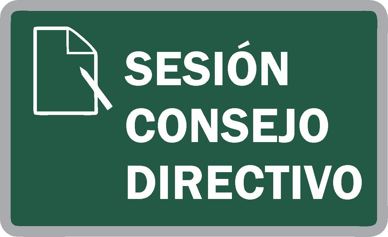 Sesión Ordinaria N°64 del Consejo Directivo