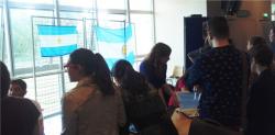 Actividades de nuestros estudiantes en Francia