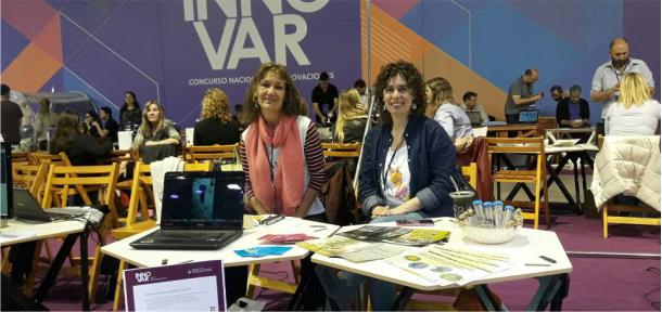 Integrantes del  CIDEFI en  INNOVAR 2017