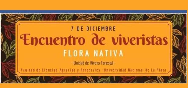 Encuentro de Viveristas de Flora Nativa