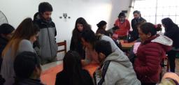 Arboricultura urbana en barrios vulnerados de La Plata: echando raíces de identidad y organización