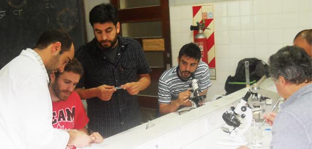 El LIPA brindó un taller sobre el manejo de levaduras cerveceras