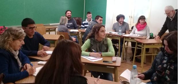 Curso de formación destinado a docentes de la Diplomatura en Producción Hortícola y Florícola