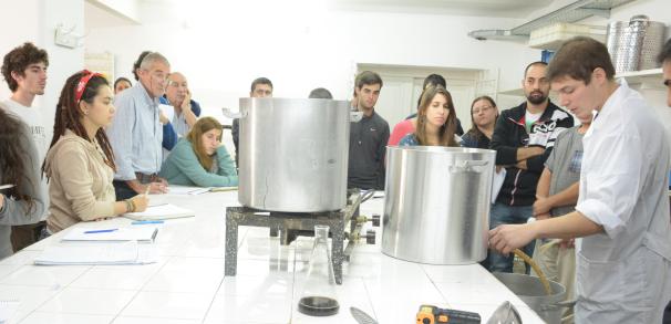 Nueva capacitación en elaboración de cerveza artesanal