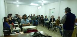 Actividades de Posgrado y Conferencia de actualización organizado por el LIMAD