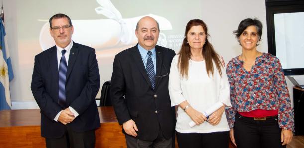Los mejores graduados de posgrado de la UNLP recibieron su distinción