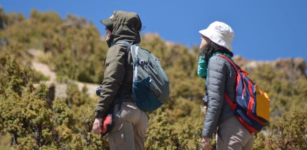 Viaje de campaña a Jujuy