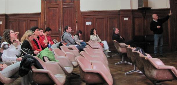 Se realizó el Seminario de Trabajo Final para nuestros estudiantes